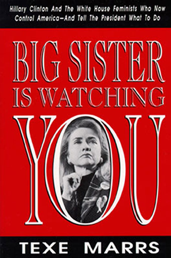 Big Sister is Watchin You
