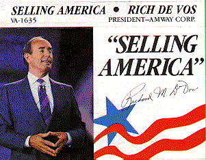 Rich De Vos tape Selling America
