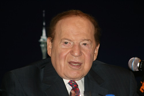 The Mad Bomber: Sheldon Adelson