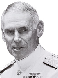 Admiral William Fallon