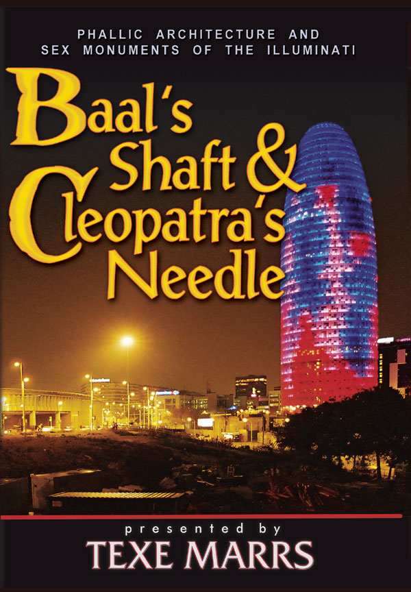 Baal's Shaft & Cleopatra's Needle