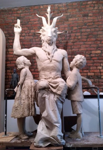Baphomet in Detroit