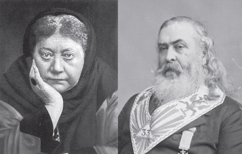 Blavatsky and Pike