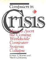 Image of book, Computers in Crisis