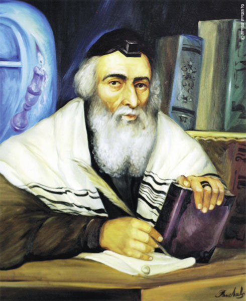 Rabbi Elijah ben Solomon, Vilna of Gaon