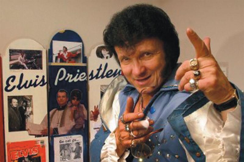 Elvis Priestley