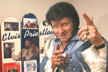 Dorian Baxter aka Elvis Priestley
