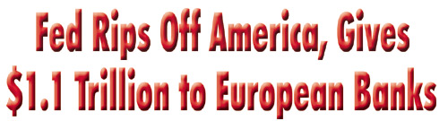 Fed Rips Off America