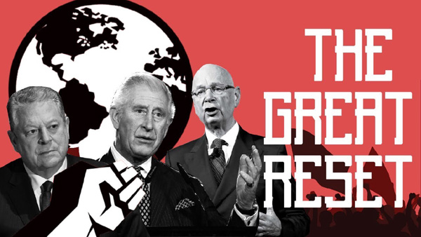 The Great Reset or The Ending of America