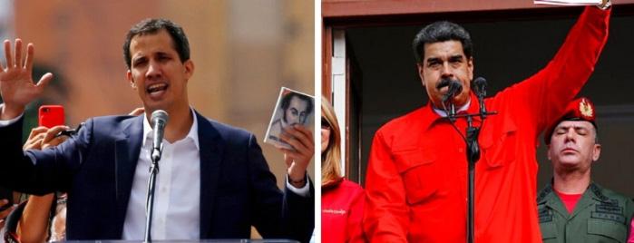 Who is the President of Venezuela?