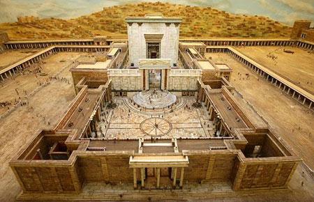 Herrod's Temple