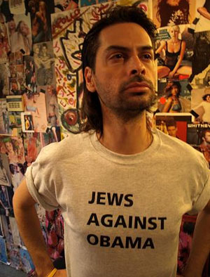 Jews Against Obama T-Shirt