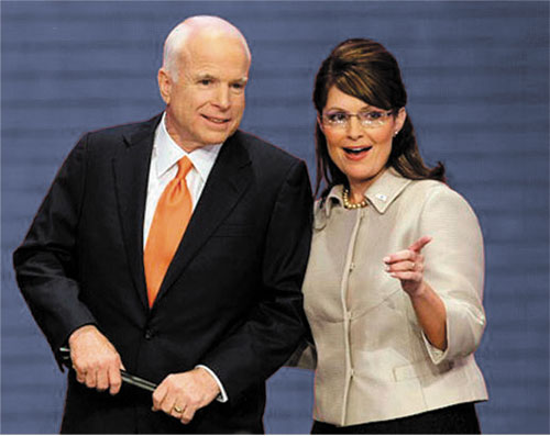 John McCain & Sarah Palin - Together Again