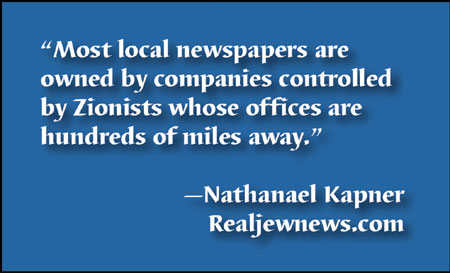 Nathanael Kapner Quote from RealJewNews