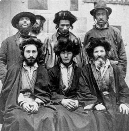 Khazar Jews circa 1876
