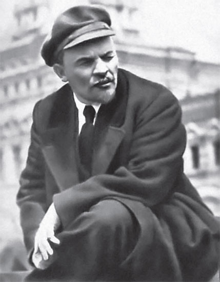 Vlad Lenin