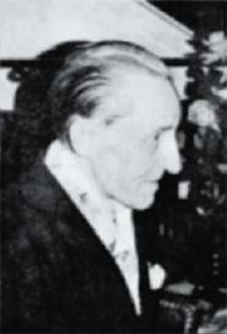 Vicomte Leon de Poncins