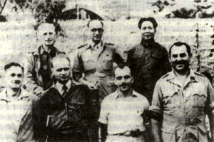 Mao Tse-Tung with Israel Epstein