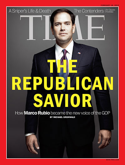 The Republican Savior, Marco Rubio
