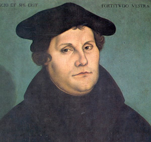 Martin Luther on the Jews