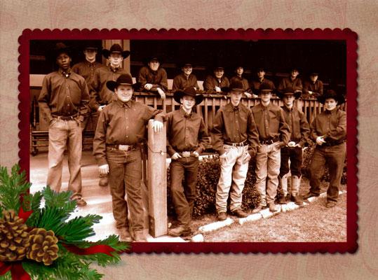 Miracle Farm Staff & Boys