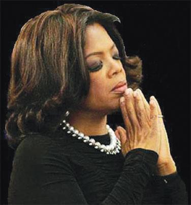 Oprah Winfrey: New Ager?