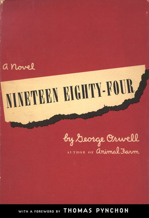 George Orwell's Classic Novel - 1984