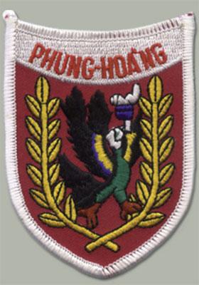 Phoenix Program military patch