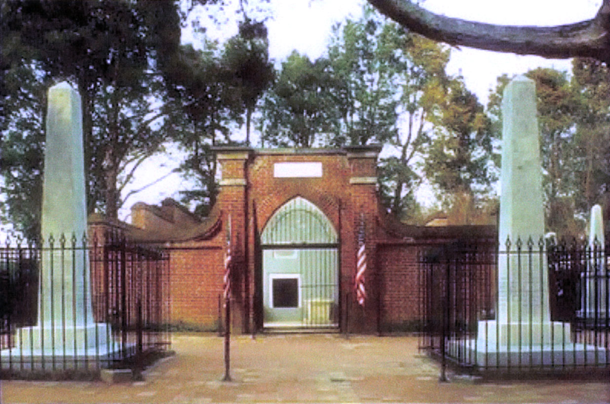 President George Washington's Mausoleum