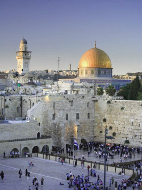 Illuminati Plot - Jerusalem to be World Capital