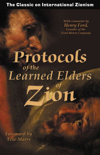 Protocols of Learned Elders of Zion