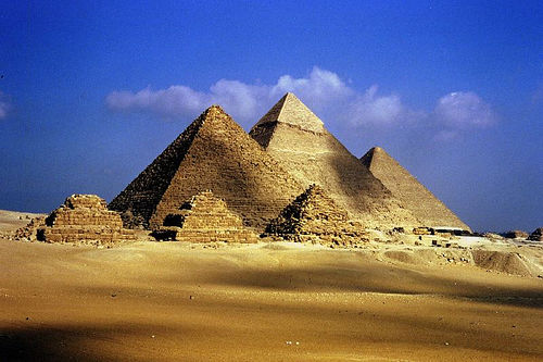 Mystery of the Pyramids
