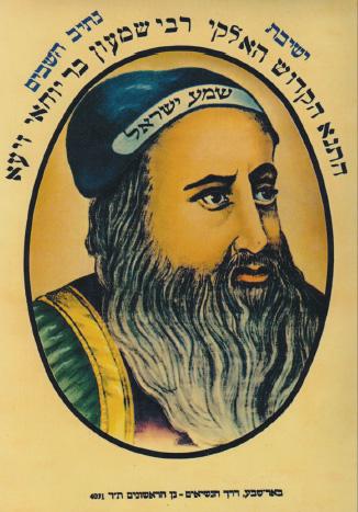 Rabbi Simeon Bar Yochai