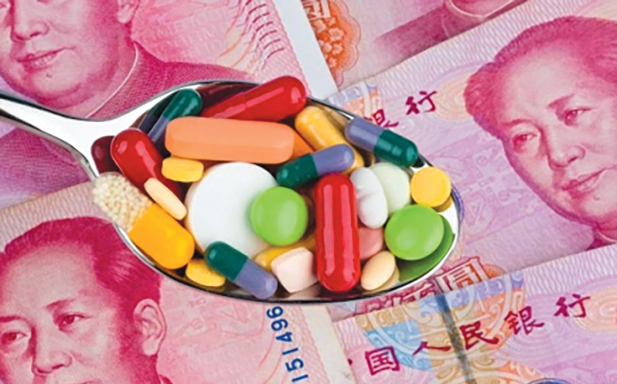 Chinese control our medicines