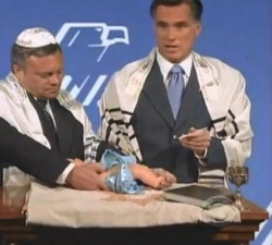 Mitt Romney, Mormon Skullduggery, and the Mossad