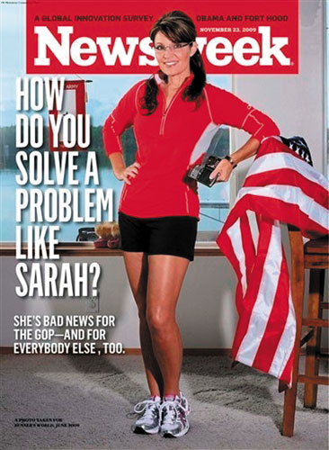 Sarah Palin: Pretty Poison