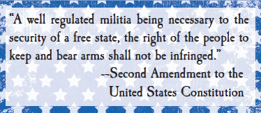 Second Amendment to the U.S. Constitution