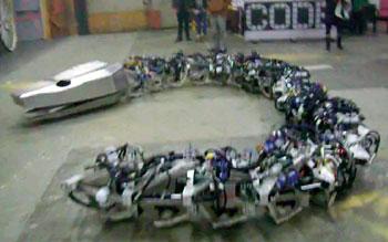 Robot Alchemy - Titanboa Robot