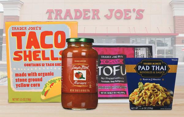 Trader Joe's Items