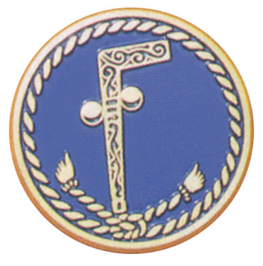 The Tubal Cane pin