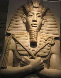 Tut's Sarcophagus