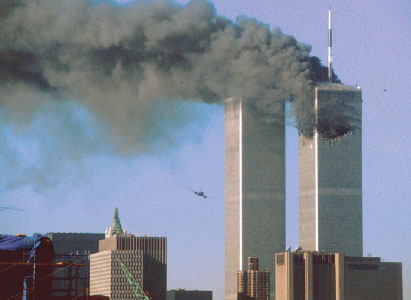 Twin Towers - 9/11