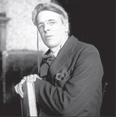 William Butler Yeatts