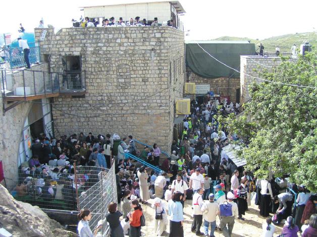 Tomb of Rabbi Simeon Bar Yochai