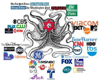 Zionist Media Empire